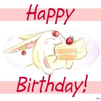 HAPPY BIRTHDAY TO... Happybirthdaymokana